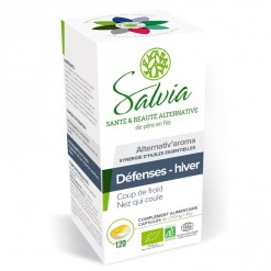 Alternativ'aroma Bio - 120 gélules Salvia Nutrition