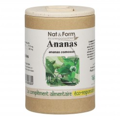 Ananas Eco-responsable - 60 gélules Nat & Form