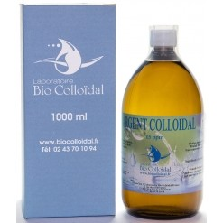Argent colloidal 15 ppm - 1 L Bio Colloïdal