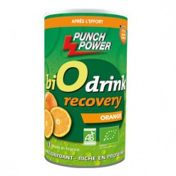 Bio Drink recovery goût orange - 400 g