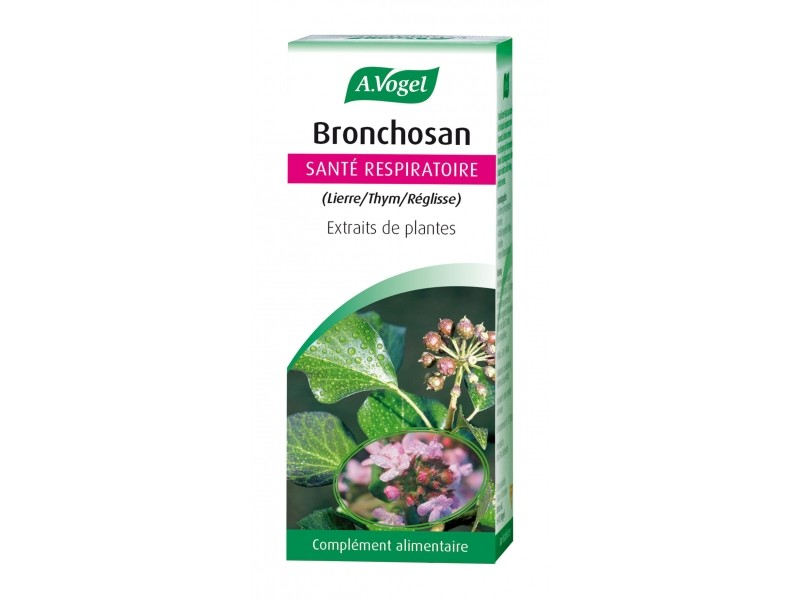 Bronchosan - 50 ml - A.Vogel