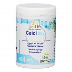 Calci 900 - 60 gélules Be-Life