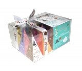 Coffret collection Bien-être Bio - 12 sachets pyramide English Tea Shop