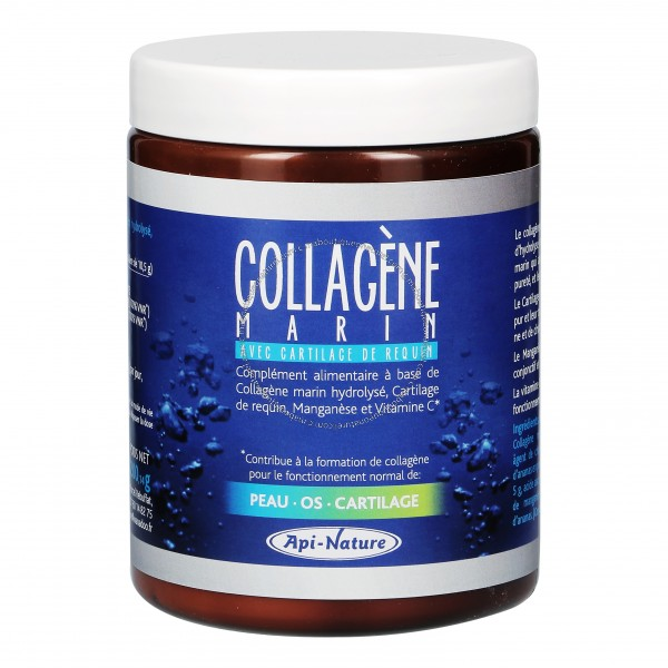 Collagène Marin hydrolysé - 200 g - Api-Nature