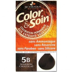 Coloration 5 Marron Chocolat