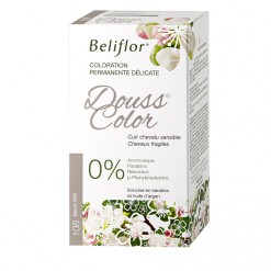 Coloration Douss Color 108 blond miel - 131ml  Beliflor