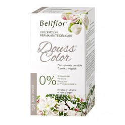 Coloration Douss Color 134 marron chocolat - 131ml  Beliflor