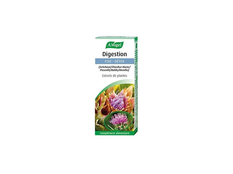 Complexe digestion - 50 ml - A.Vogel