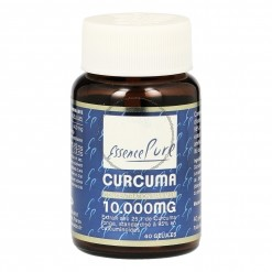 Curcuma 10 000 mg - 40 gélules  Essence Pure