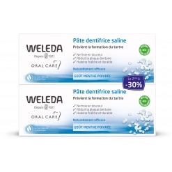 Dentifrice Salin Duo - 2*75 ml
