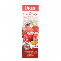 Drena sève rouge - 250 ml  - Api-Nature