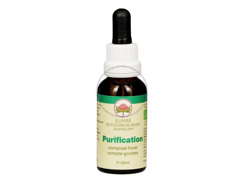Elixir purification Bio - 30 ml  - ABFE