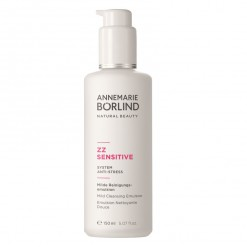 Emulsion Nettoyante Douce ZZ - 150 ml AnneMarie Börlind