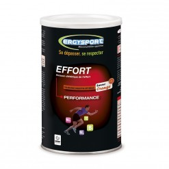 Ergysport Effort goût orange - 450 g  - Nutergia