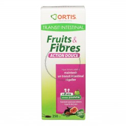 Fruits & Fibres Sirop - 250 ml