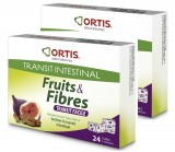 Fruits & Fibres transit facile Duo - 2*24 cubes Ortis