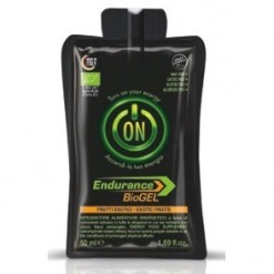 Gel endurance fruits exotiques Bio - 50 ml On Energy