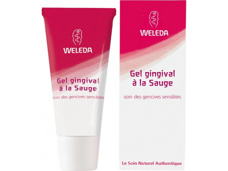 Gel gingival à la sauge - 30 ml - Weleda