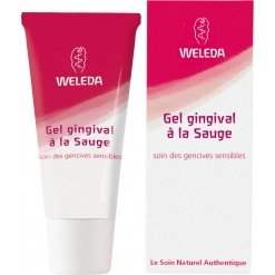 Gel gingival à la sauge - 30 ml