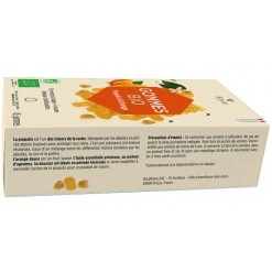 Gomme Propolis Orange Bio - 45 g - Apyor