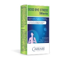 Good Bye Stress - 45 gélules  - Carrare Laboratoire