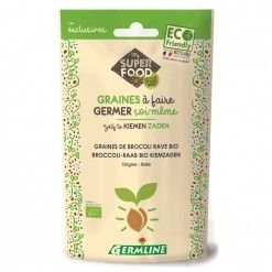 Graines à germer brocoli Bio - 150 g  Germline