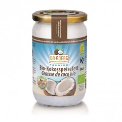 Graisse de Coco Bio - 500 ml