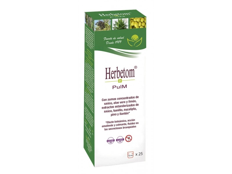 Herbetom 2  PM  - 250 ml - Bioserum