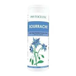 Huile Bourrache Bio - 180 Caps Laboratoire Phytoceutic