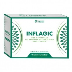 Inflagic - 60 gélules - Pharma Nature