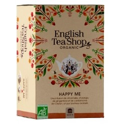 Infusion Happy Me Bio - 20 sachets  English Tea Shop