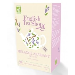 Infusion Mélange Apaisant Bio - 20 sachets English Tea Shop