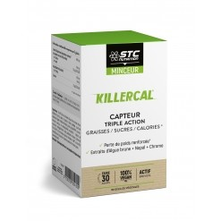 Killercal - 90 gélules STC Nutrition