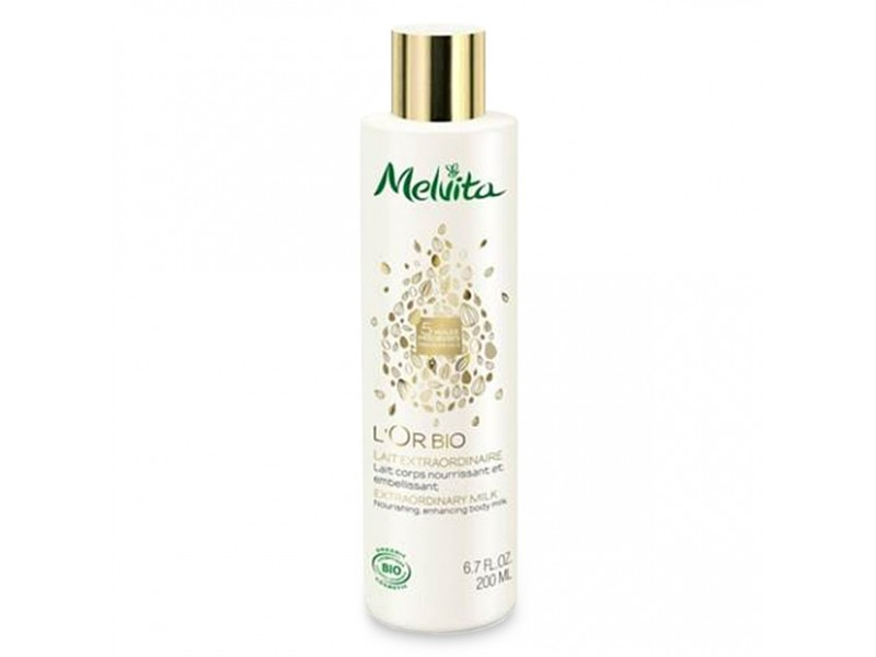 Lait extraordinaire L'Or Bio - 200 ml - Melvita