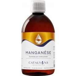 Manganèse - 500 ml Catalyons Laboratoire