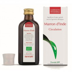 Marron d'Inde Bio - 100 ml Synergia