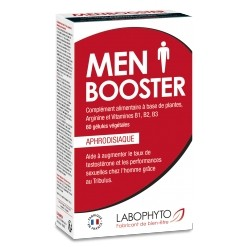 Men Booster - 60 gélules - Labophyto