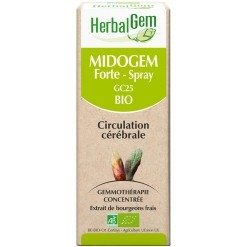 Midogem spray Bio - 10ml Herbalgem