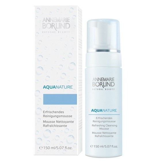 Mousse Nettoyante Aquanature - 150 ml - ANNEMARIE BÖRLIND