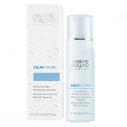 Mousse Nettoyante Aquanature - 150 ml AnneMarie Börlind