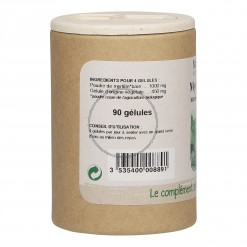 Myrtille Bio Eco Responsable - 90 gélules - Nat & Form