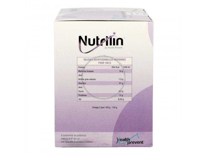 Nutrilin - 30 sachets - Health Prevent