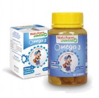 Omega 3 - 60 oursons Nat & Form Junior +