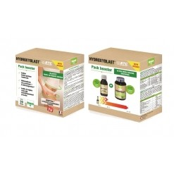 Pack booster Hydroxyblast - 120 gélules + concentré 125 ml STC Nutrition