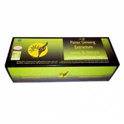 Panax Ginseng Extractum Bio - 30 ampoules - Nature Health