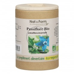 Passiflore Bio Eco-responsable - 90 gélules  Nat & Form