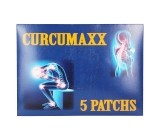 Patchs autocollants Curcumaxx - 5 patchs Biocible