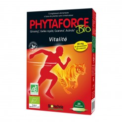 Phytaforce Bio - 20 ampoules - Biotechnie