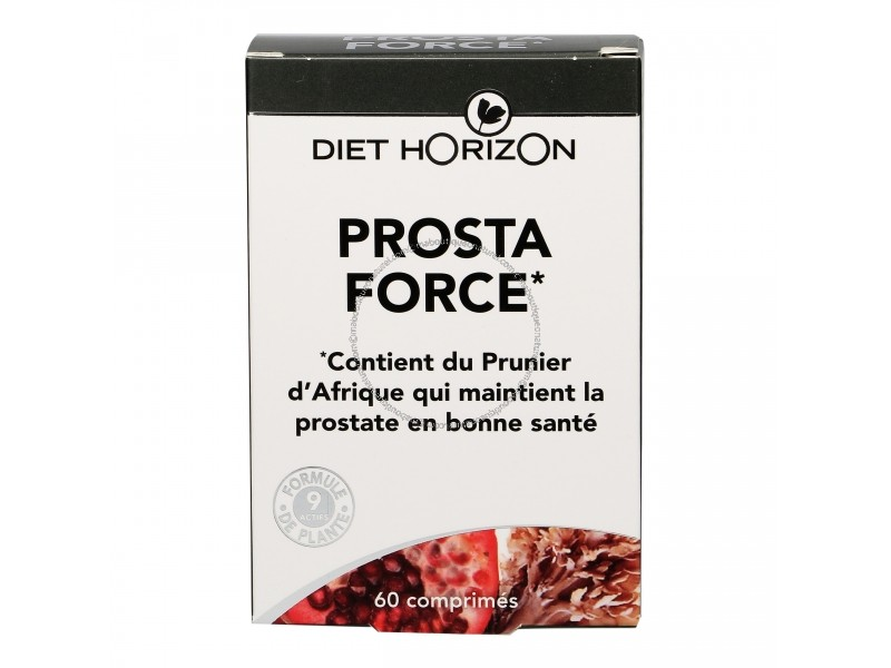 Prosta Force - 60 comprimés - Diet Horizon