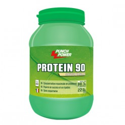 Protein 90 Vanille - 750 gr - Punch Power
